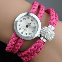 2014 New Shambhala magnet buckle rope female watches