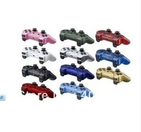 Hotsale gamepad 20pcs/lot  Bluetooth Wireless Controller wholesale controller for PC Joysticks Gamepads 10 colors