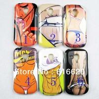 1xSexy Girl Character Bikini TPU back Case for Samsung Galaxy SIII S3 Mini i8190