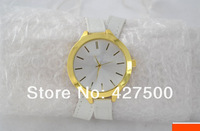 30pcs/lot  2014 women/ men's leather top brand watch  luxury wristwatches famous fashion designer Watches
