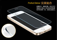 Best Tempered Glass screen protector film for iphone 5s/5 from cooskin