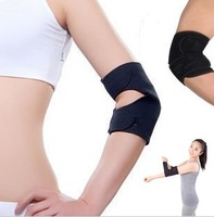 Free shipping Magnetic therapy far infrared tourmaline self-heating elbow  self-heating elbow support