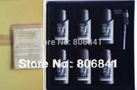 100% original Sunburst hair loss products hair loss treatment liquid with english/Arabic 6*50ml total 300ml