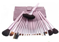 21 pupa professional animal wool cosmetic brush set brush set cosmetic tools make-up brush powder