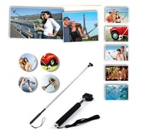 1sets (1pcs monopod +1pcs clip holder) Mobile Phone Monopod and 5.0-8.5cm universal Clip for iPhone5 phone accessories