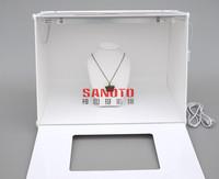 Professional Portable Photographic Shooting Lighting Box photography Background Tents SANOTO MK40 Mini Photo Studio