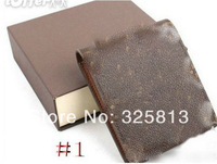 hot selling new arrived fashions Brand New Men's and women louis Wallet