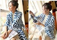 Free shipping,2014 new Spring scarf,wave stripe design,ladies printed shawl,muslim hijab,big size shawl,women's accessories