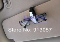 Free Shipping ! Hot! Selling multi-purpose portable car glasses vehicle paper clip