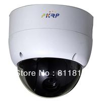 700TVL CCD Indoor 10X Zoom Mini High Speed Dome CCTV ip PTZ Camera