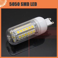 5pcs/lot G9 E27 E14 5050 69LED 48LED Corn Bulb Light LED Lamp 200V 360 degree 9W 15W white/warm white