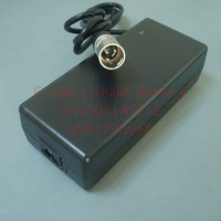 36V 2A Li-ion Battery Smart Charger with XLR Plug Used for Electric Bicycle Battery