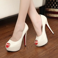 New arrived 2013 classic high heel sandals women the platform summer shoes