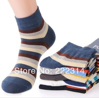 SUPRE HIGH QUALITY POLO men cotton socks 10pairs/ lot casual socks Absorbent Breathable sport socks 9214
