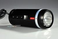 CCTV Surveillance IR Illuminator LED Array Invisible Indoor/outdoor Adjustable Focus 940nm 80M For Camera Black LSZ-80FK
