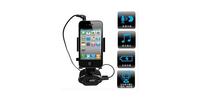 Car Cigarette Lighter USB Charger Mount Holder For MP4 Mobile Phone PDA GPS