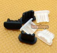 Silica Gel Dustproof dustfree dust prevention Plug Adapter For Micro USB Female port LN003937