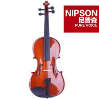 Nipson handmade violin noe-620 professional