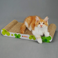 Free Shipping! Cat scratch board pet bed cat toy