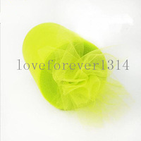 Apple Green Tulle Roll Spool Tutu Home Room Decor DIY Craft