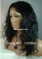 20inch Brazilian Front lace Wigs  lady's full hair cosplayLady's Hair CosplayCostume Wig,
