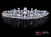Free shipping!!!   Delicate sweet rhinestone Crown Tiaras bridal accessory hair accessory