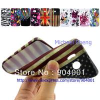 For Huawei Ascend Y300 case,Soft  Cartoon flower butterfly Star tpu Case for Huawei Ascend y300  for girl