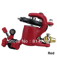 High Quality Swashdrive Gen Style Red Rotary Tattoo Machine Gun Shader Liner For Tattoo Needle Ink Cups Tips Kits