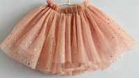 FREE SHIPPING!2014 NEW arrival children pettiskirt tutu skirt Korean girl chiffon paillette skirt kids skirts
