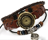 Free Shiping wholesale rope watches for large wrist women bracelet for women  PK-S024
