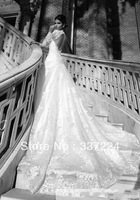 2014 New White/Ivory Wedding dress Bridal Gown Size4 6 8 10 12 14 16 18 20+