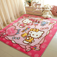 Hellokitty cartoon carpet child crawling blanket 185 185cm 185 130