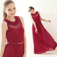 Hot 2014 Fashion Long Evening dress formal dresses party evening elegant vestido de festa evening gowns elie saab robe de soiree
