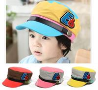 New Fashion Baby Boy Girl Visor Hat Cap Kids Children hat Cap Cotton 2-5 Years free shipping