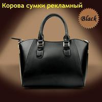 New 2014 fashion women genuine leather handbags Luxury brands cowhide handbag one shoulder bag messenger bag totes 4 colors