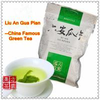 Promotion Sales,250g New 2014 Tea Liuan Guapian Liu An Gua Pian Organic Famous Chinese Green Tea Health Care Tea, Free Shipping