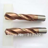 5mm (5D*60L) Micro grain solid Tungsten carbide CNC Twist Drill Bits HRC55,Carbide Drill bits For Metal working