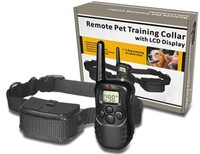 Strengthen edition remote control 300 meters 100 adjustable dog collar