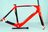 2014 SPV22 red  Full carbon road  Bike frame/Bicycle, pF30 or BB30 ,SIZE :49,52,54,56,58CM,Free sunglass+shipping