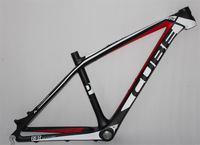 2013 cube carbon fiber mountain bike carbon frame