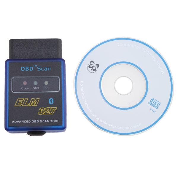 Elm327 v1.5 rs232 obd-ii obd2 auto diagnostic scanner outil bluetooth