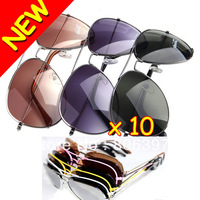 Hot Designer Sunglasses Driving Aviator Sun Glasses Ray Band # 3025 10 Colors U Pick !