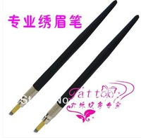 Professional embroider eyebrow pencil 21155 carved by hand embroider eyebrow eyebrow pencil tool