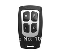 rf wireless remote control (N0.A  work with remote master) for garage door,car remote,alarm system, remote duplicator etc