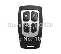 wireless remote control (N0.C  work with remote master) for garage door,car remote,alarm system, remote duplicator etc