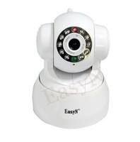 Free Shipping Night Vision 10m P2P Internet wifi wireless ip camera Free Iphone Android App Software