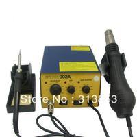 220V or 110V Hot Air Rework Station Hot Air Gun BGA Desoldering&soldering station welding equipment