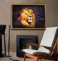 3d cross stitch new arrival print series lion cross stitch big picture
