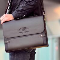 Paul male messenger bag commercial travel man bag casual shoulder bag handbag briefcase laptop bag  hot sale