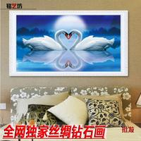 3d crystal round diamond diy diamond painting cross stitch diamond kit rhinestone pasted painting new arrival